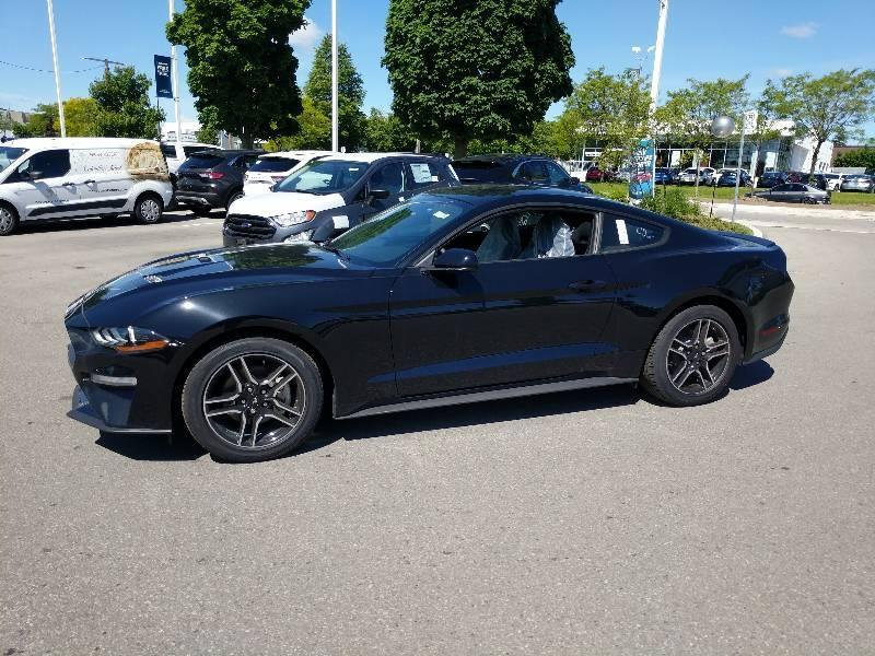 New 2020 Ford Mustang EcoBoost F200574