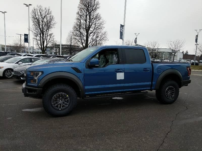 New 2020 Ford F-150 Raptor N200461