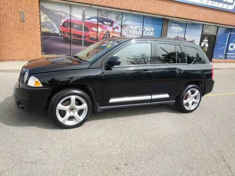 Used 2007 Jeep Compass Limited N201384A