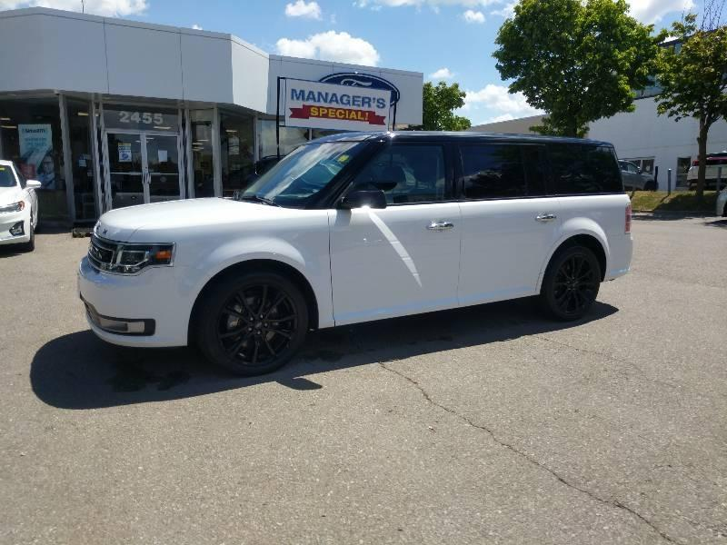 Used 2019 Ford Flex Limited 11119