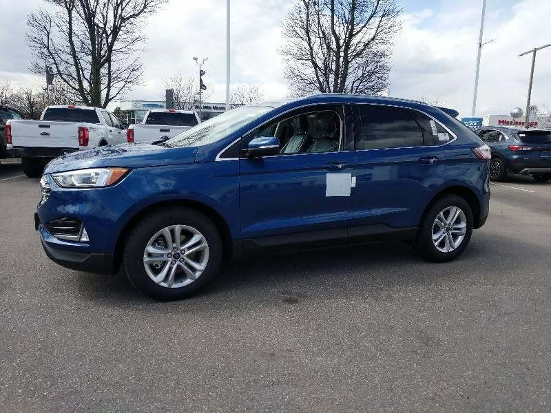 New 2020 Ford Edge SEL T200403