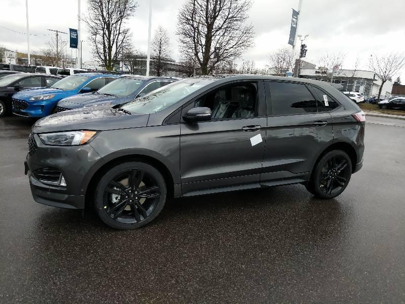New 2020 Ford Edge ST T200640