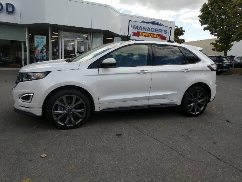 Used 2017 Ford Edge Sport 11172