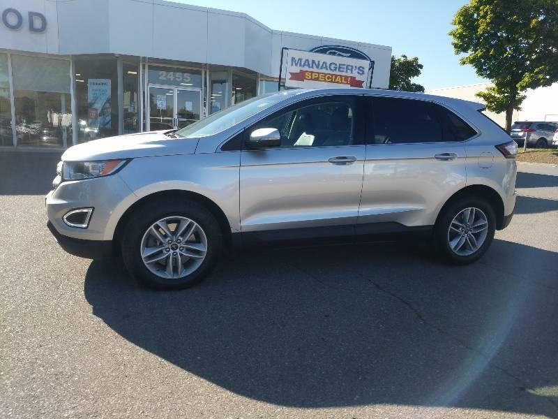 Used 2017 Ford Edge SEL 11141