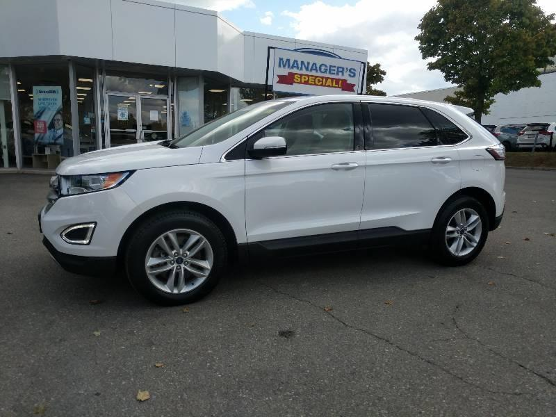 Used 2017 Ford Edge SEL 11200