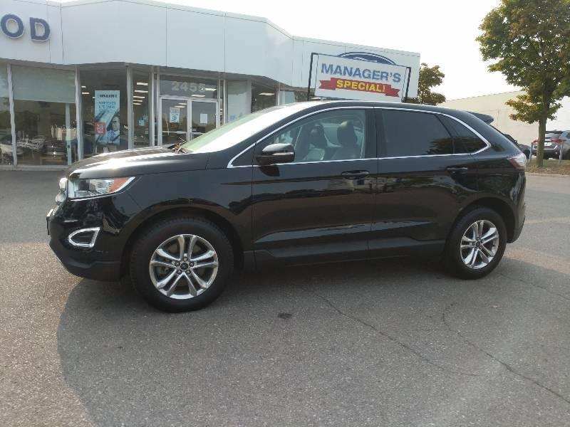 Used 2018 Ford Edge SEL M200269A