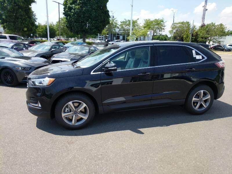 New 2020 Ford Edge SEL T201069