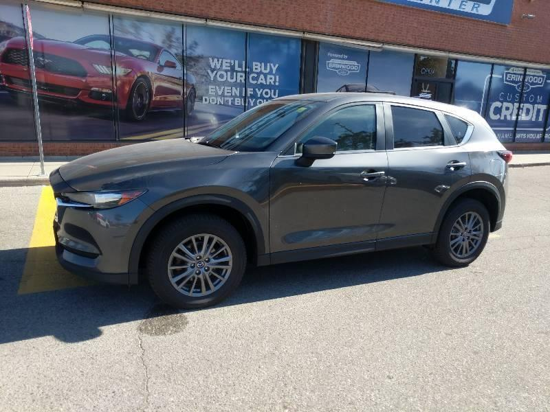 Used 2017 Mazda CX-5 GS 11071A