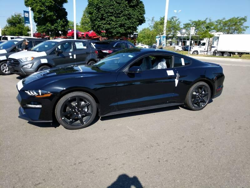 new 2020 Ford Mustang car, priced at $37,105