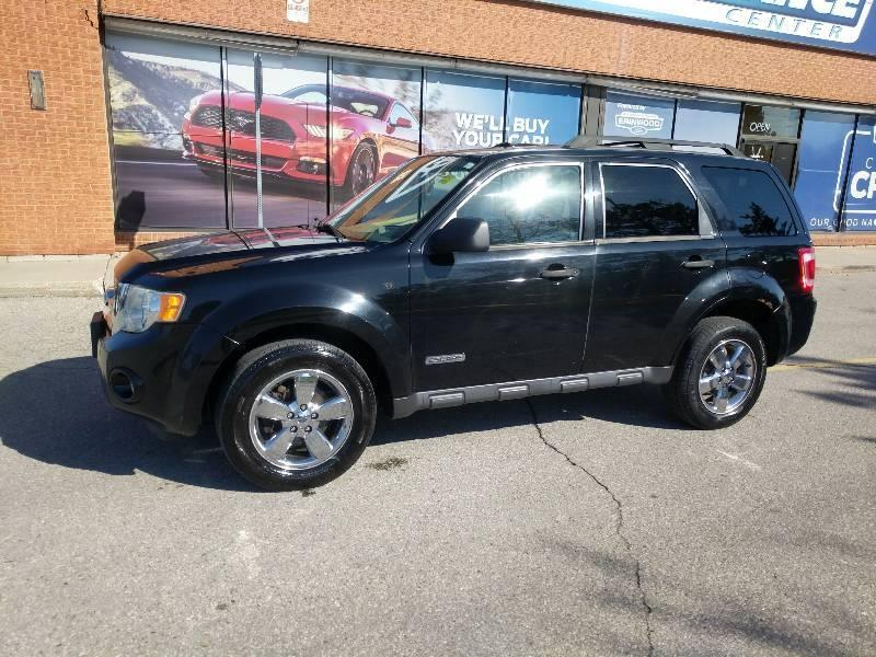 used 2008 Ford Escape car, priced at $2,896