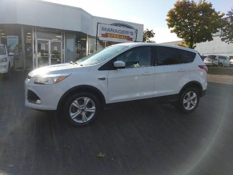 used 2016 Ford Escape car, priced at $15,789