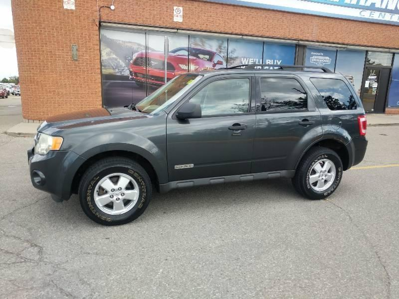 used 2008 Ford Escape car, priced at $1,696