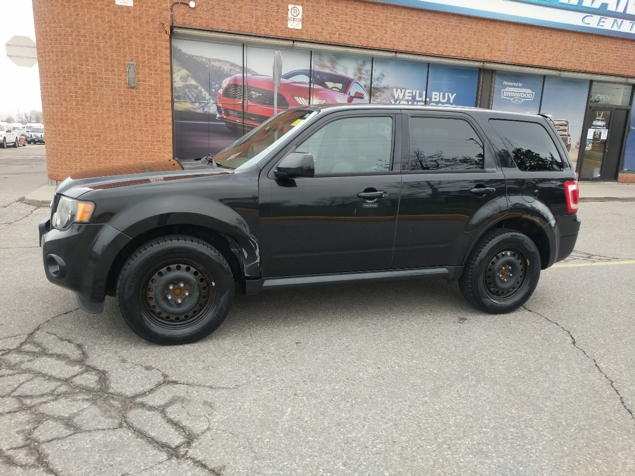 used 2011 Ford Escape car, priced at $3,495