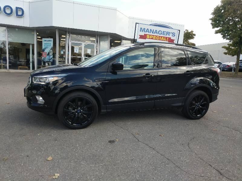 used 2017 Ford Escape car, priced at $23,389