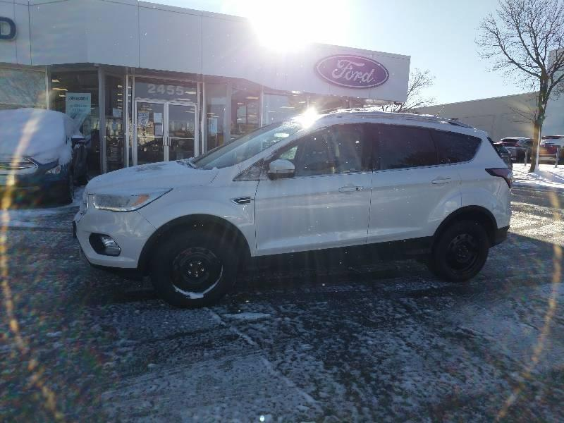 used 2017 Ford Escape car, priced at $19,998