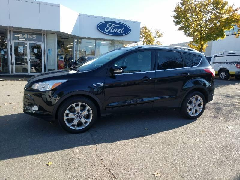 used 2016 Ford Escape car, priced at $21,189