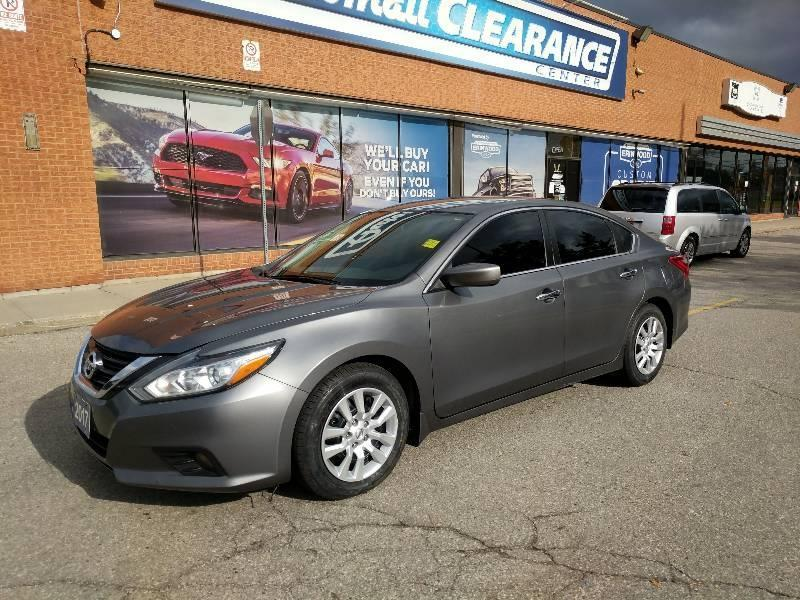 used 2017 Nissan Altima car, priced at $12,746