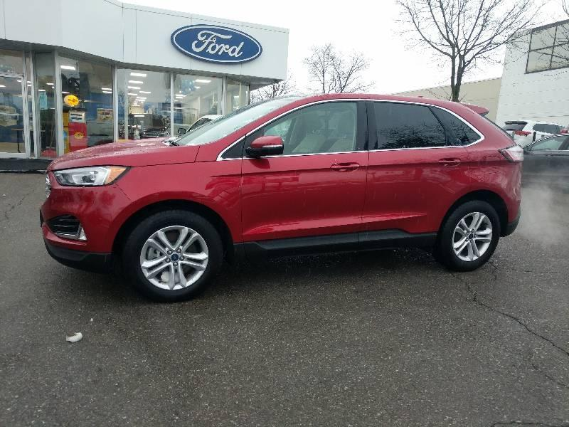 used 2020 Ford Edge car, priced at $35,588