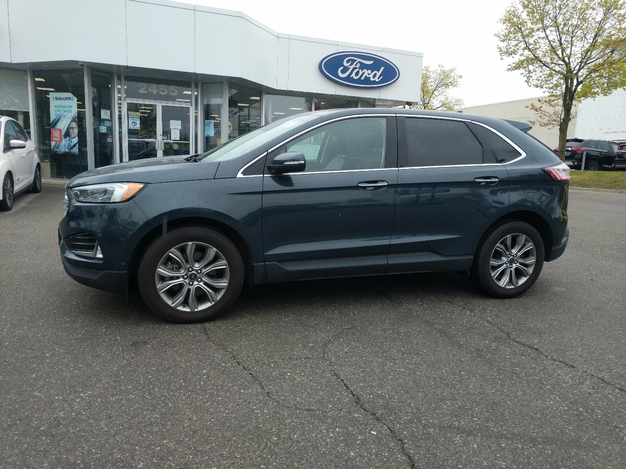new 2019 Ford Edge car, priced at $44,962