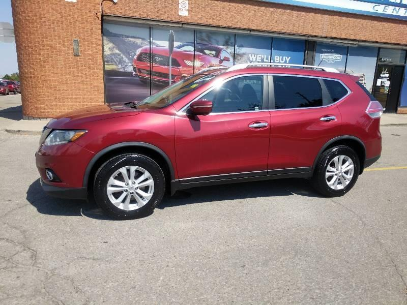 used 2014 Nissan Rogue car, priced at $9,596