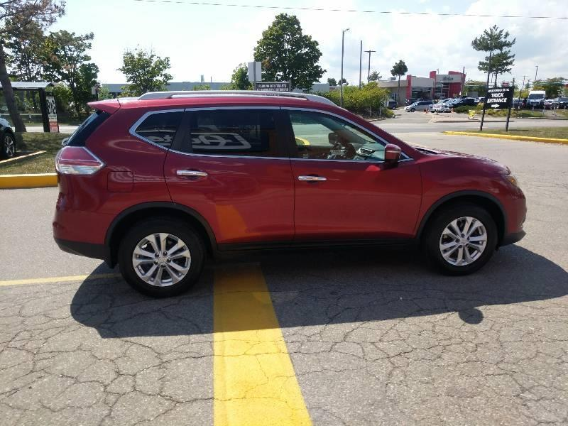 used 2014 Nissan Rogue car, priced at $9,296
