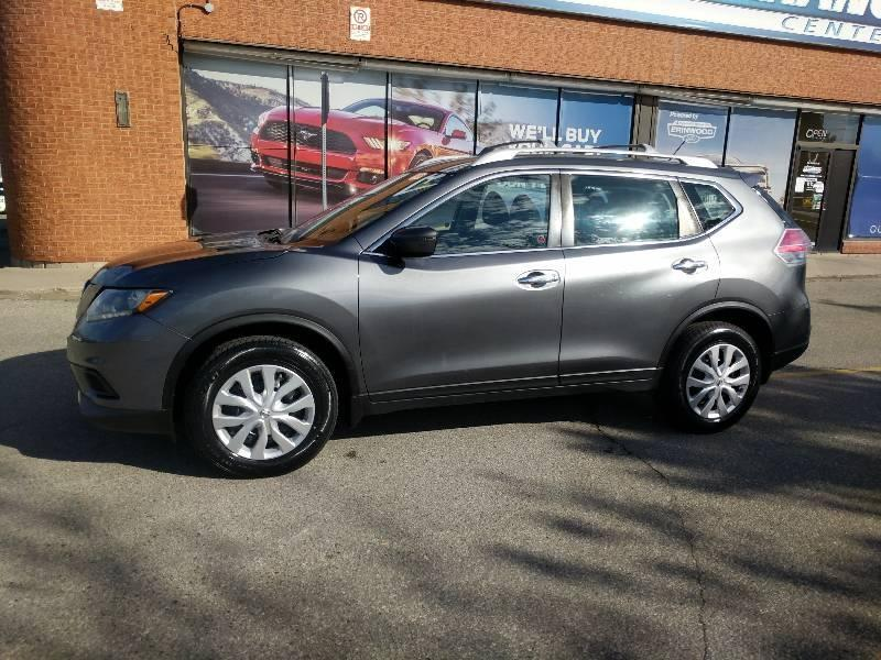used 2016 Nissan Rogue car, priced at $11,296