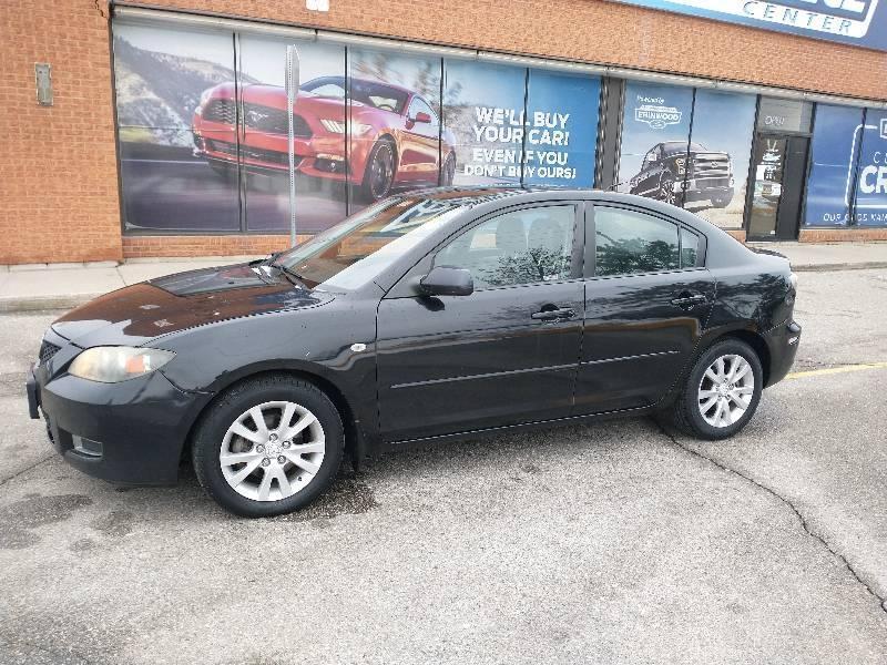 used 2009 Mazda 3 car, priced at $1,746