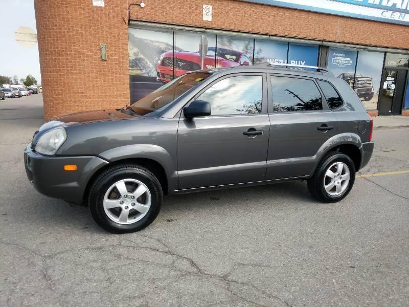 used 2007 Hyundai Tucson car, priced at $2,296