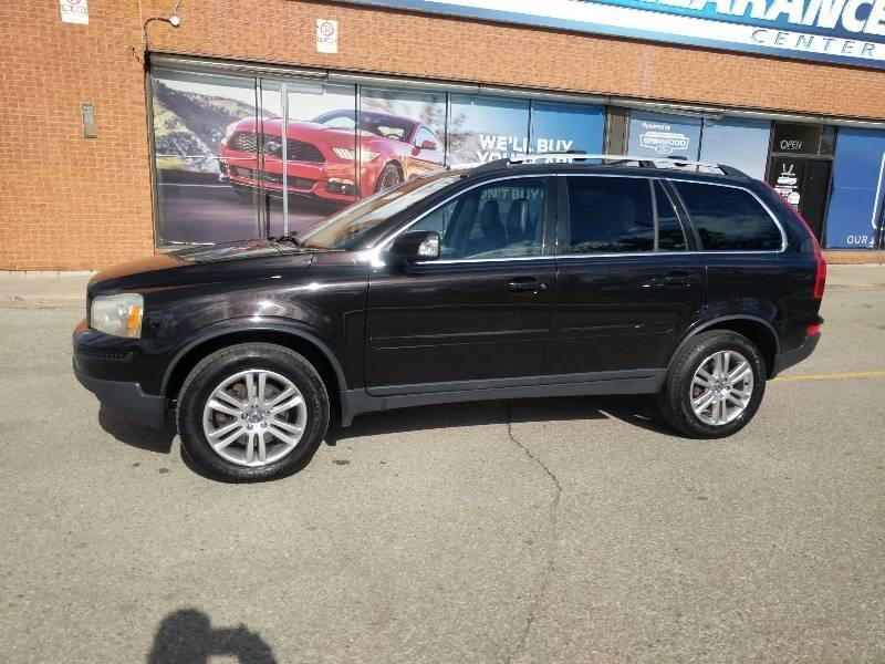 used 2012 Volvo XC90 car, priced at $6,296
